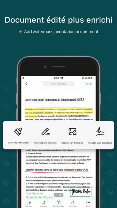 CamScanner|Doc&PDF scanner app