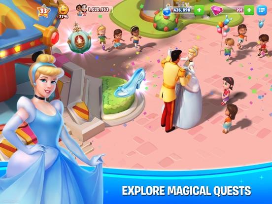 Disney Magic Kingdomsのおすすめ画像2