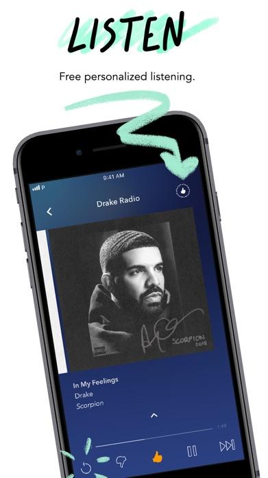 Pandora - Streaming Music Screenshot