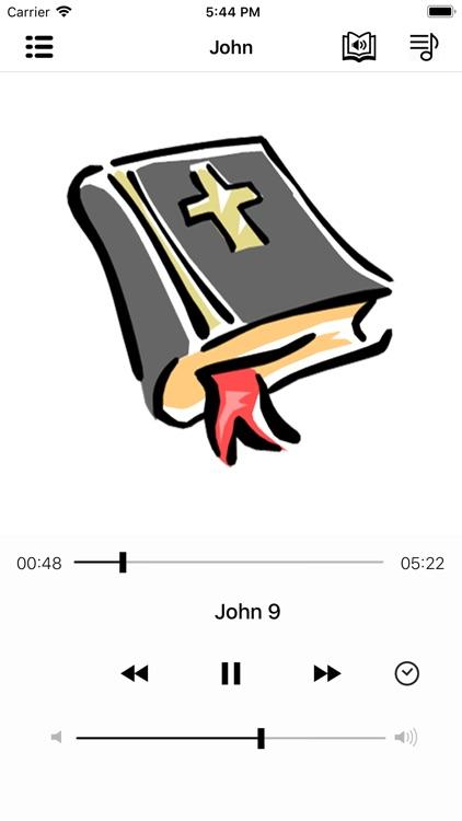 NRSV Bible Books & Audio