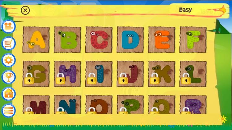 Kids Letters Trace screenshot-6