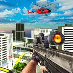 Gun Sniper 3d-Shooting Games