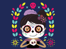 ‎Dulce's Day of the Dead