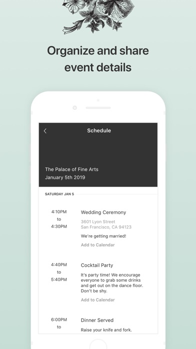 Download Joy - Wedding App & Website for Pc
