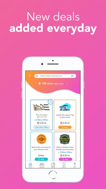 Buxbo - Redeem Coupons & Save! screenshot-8