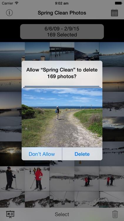 Spring Clean Photos screenshot-4