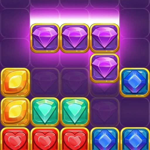 Jewel Blitz: Block Puzzle