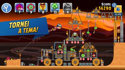 Screenshot of Angry Birds Friends4