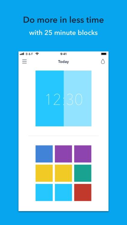 Block & Flow: Stay focused screenshot-0