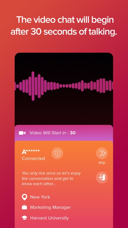 Who Lite - Live Video Chat
