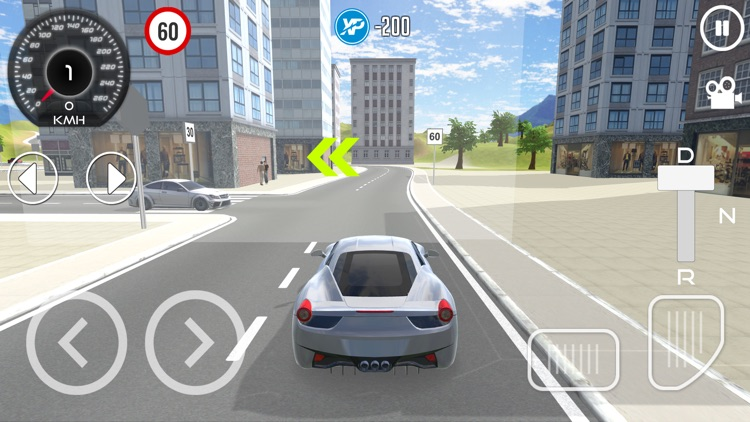 Driving School 3D Simulator screenshot-0