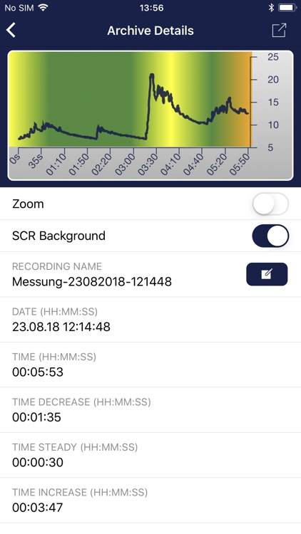 Mindfield eSense screenshot-5
