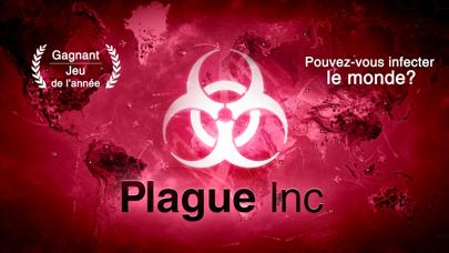 Plague Inc. iphone captures décran