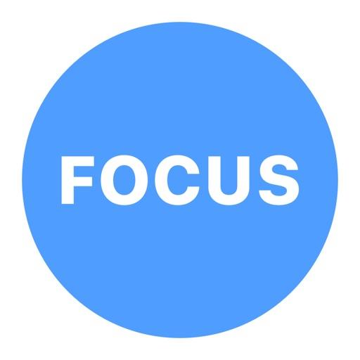 Focus - Time Management