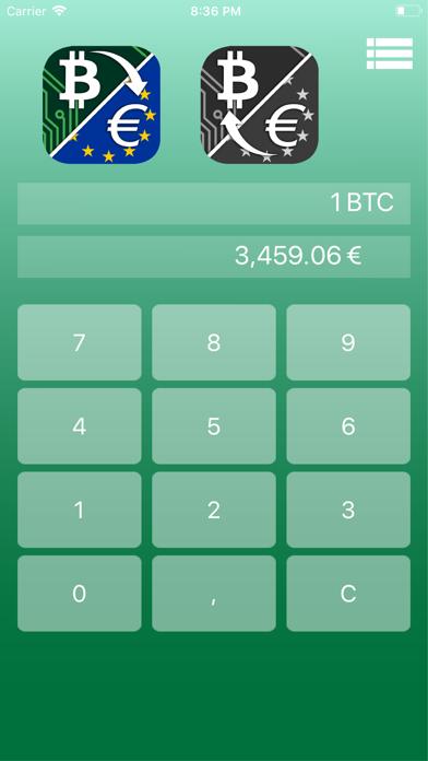 Bitcoin Price ビットコイン価格のスクリーンショット4