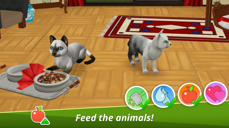 Pet World – My Animal Hospital screenshot-4