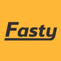 Fasty - Delivery de Comida.