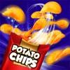 Potato Chips Food Making Games