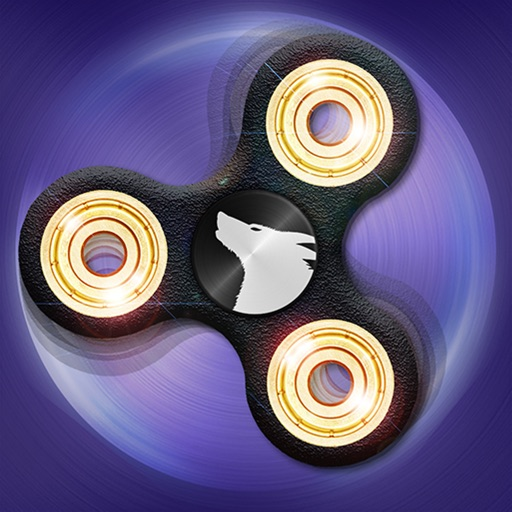 Super Fidget Hand Spinner