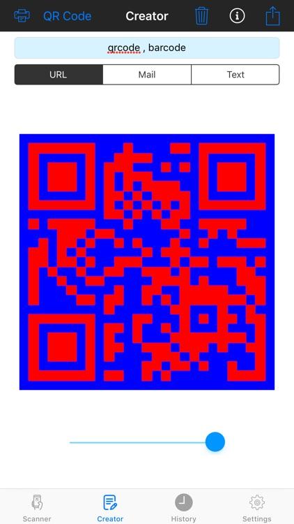 QR Code Scanner,QRCode Creator screenshot-7
