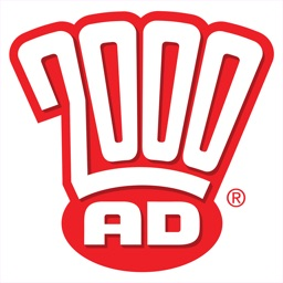 2000 AD Featuring Judge Dredd