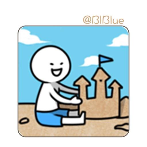 BlBlue
