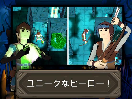 ダンジョン に: ターン制ゲーム - パズルのおすすめ画像4
