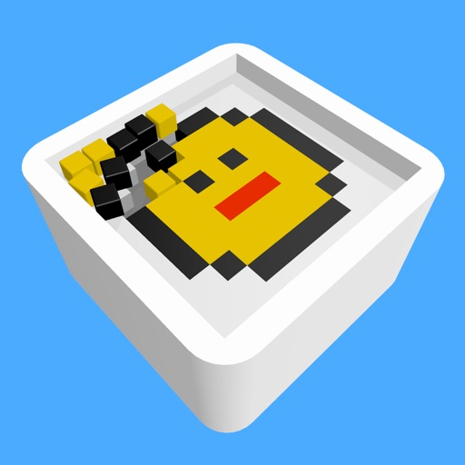 Fit all Beads - puzzle games icon