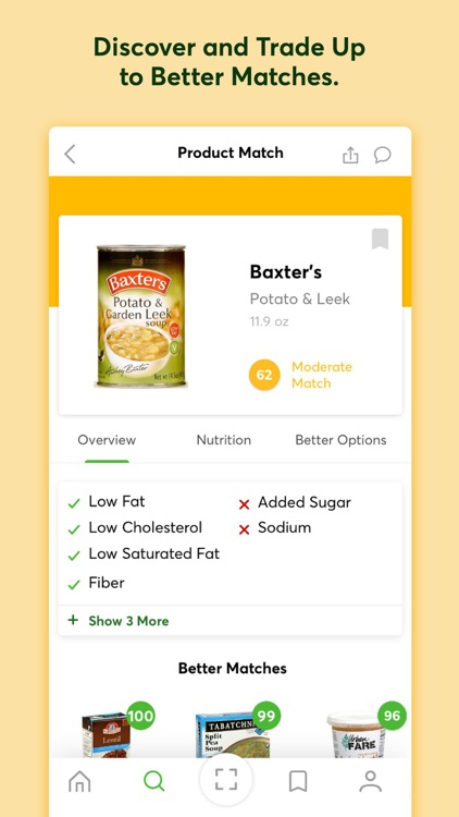 ShopWell - Better Food Choices screenshot-3