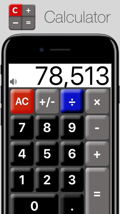 Calculator%. screenshot-0