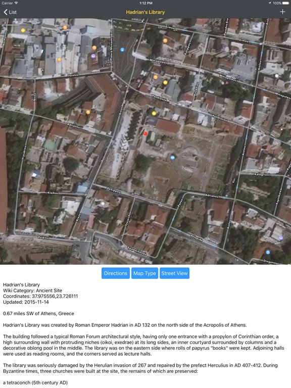 WikiPal East Europe Screenshots