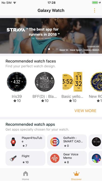 Samsung Galaxy Watch (Gear S) screenshot-4