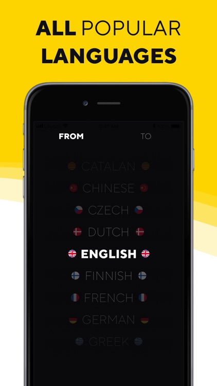 Translator Guru: Voice & Text