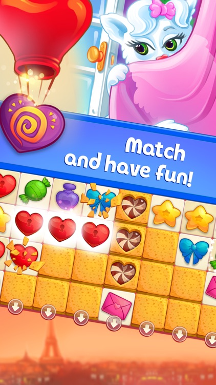Sweet Hearts Match 3