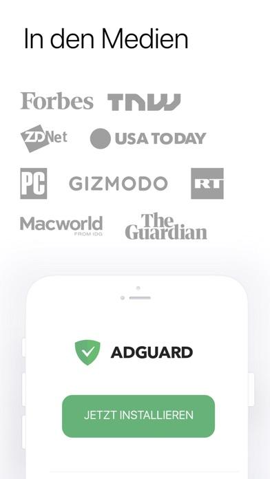 AdGuard — adblock & privacyScreenshot von 6