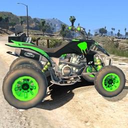 Atv Quad Bike Racing Game 2021