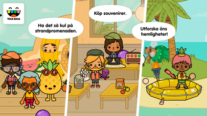 Toca Life: Vacation på PC