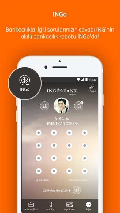 download ING Mobil indir ücretsiz - windows 8 , 7 veya 10 and Mac Download now