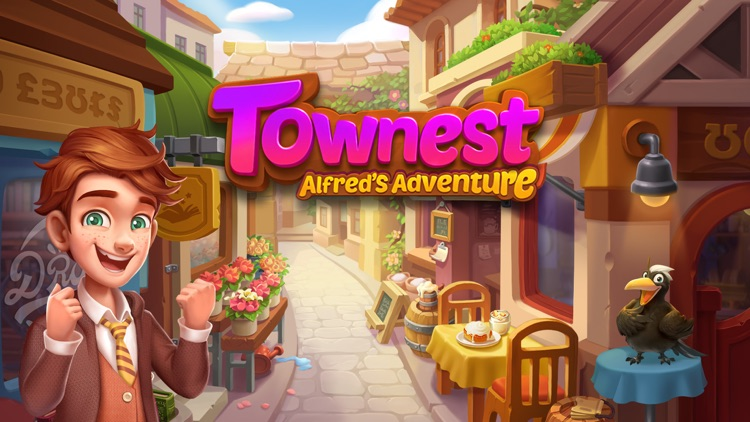 Townest: Alfred's Adventure screenshot-0