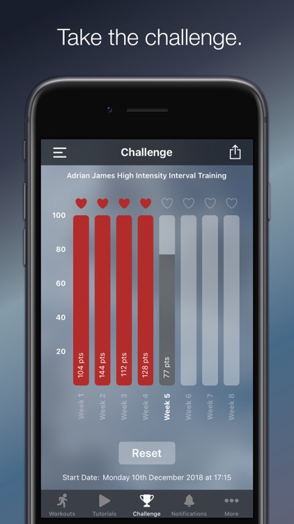 Adrian James: HIIT screenshot-5