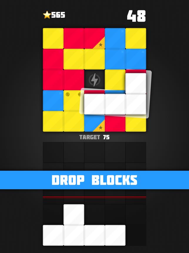 Block Droppin Blitz, game for IOS