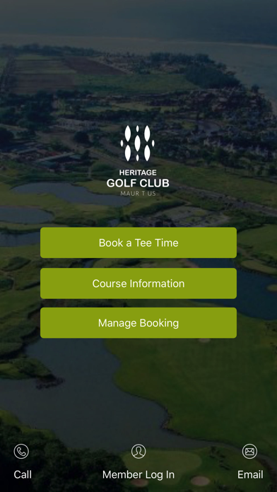 Heritage Golf Club, Mauritius screenshot one