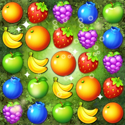 Rainbow Coordinated Fruits: Fruits Forest : Rainbow Apple By Springcomes Co., Ltd