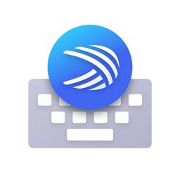 Ícone do app Teclado Microsoft SwiftKey