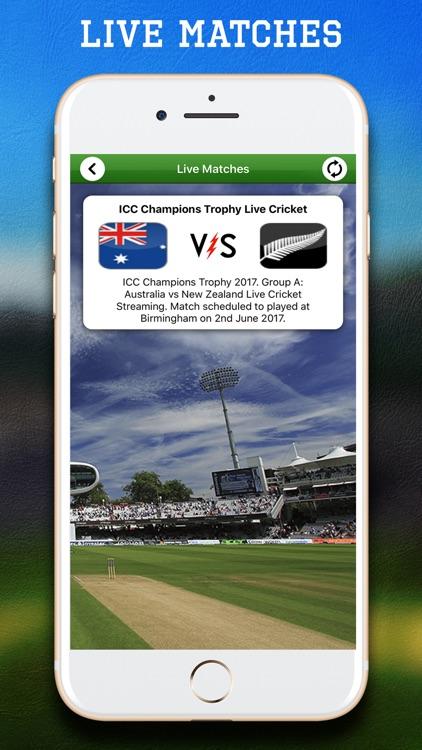 Live Cricket Box screenshot-4