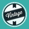 ヴィンテージデザイン- ロゴメーカー