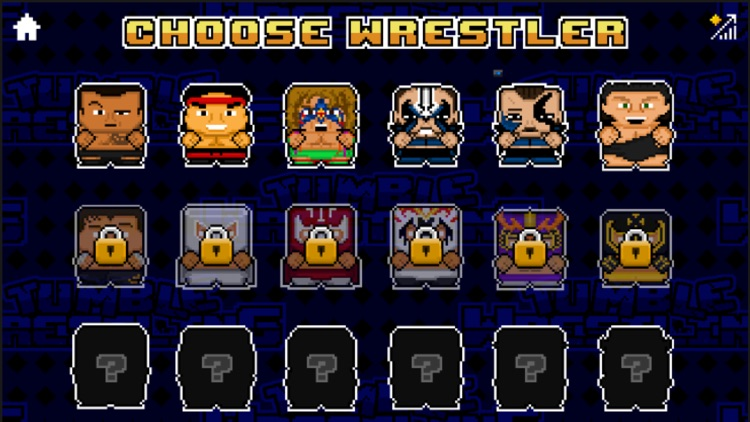 Tumble Wrestling screenshot-2