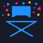 Filmr- editor de vídeos rápido icon