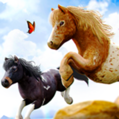 My Pony Horse: Les Courses
