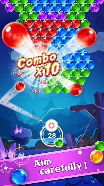 Bubble Shooter Genies screenshot-3